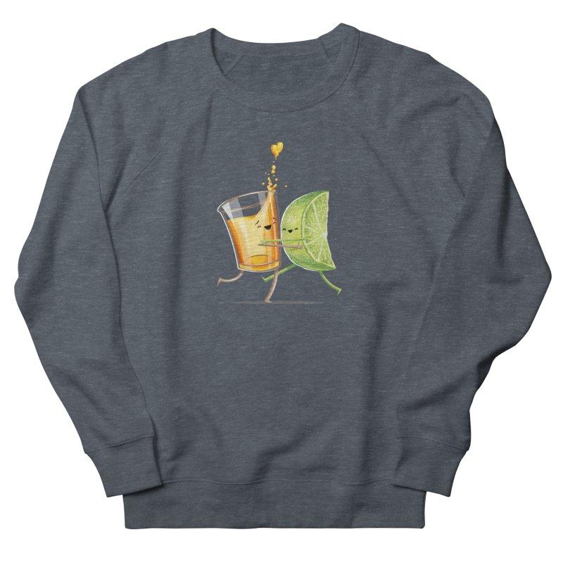 Party Shot Women's French Terry Sweatshirt by T2U