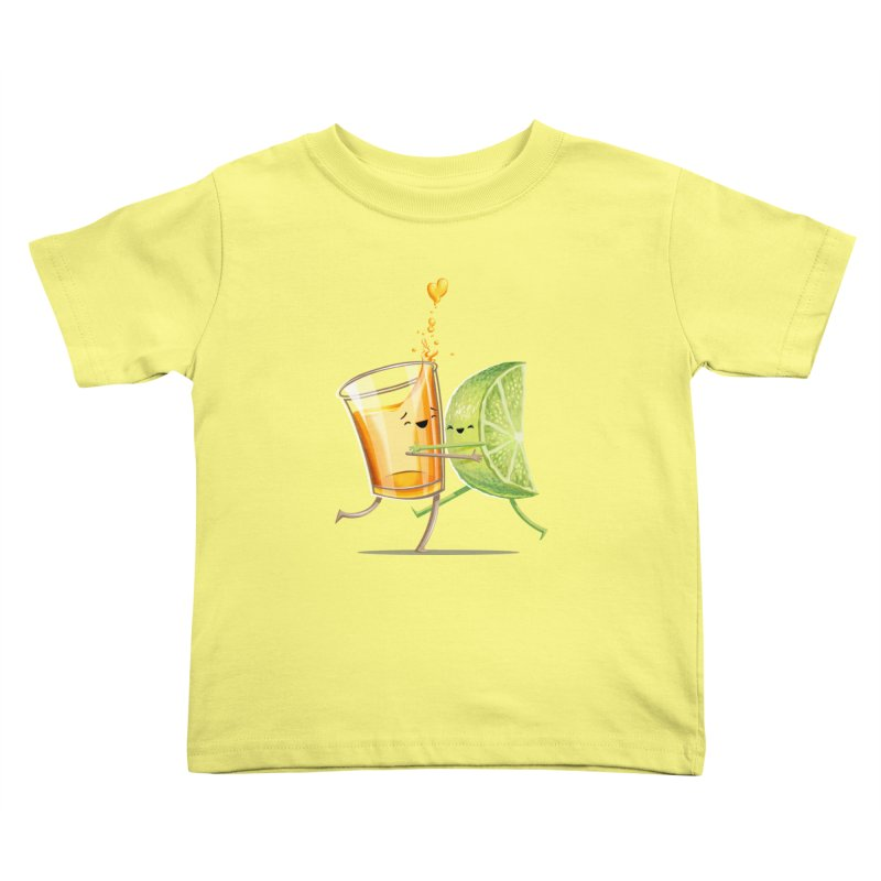 Party Shot Kids Toddler T-Shirt by Tiago Möller Art Shop