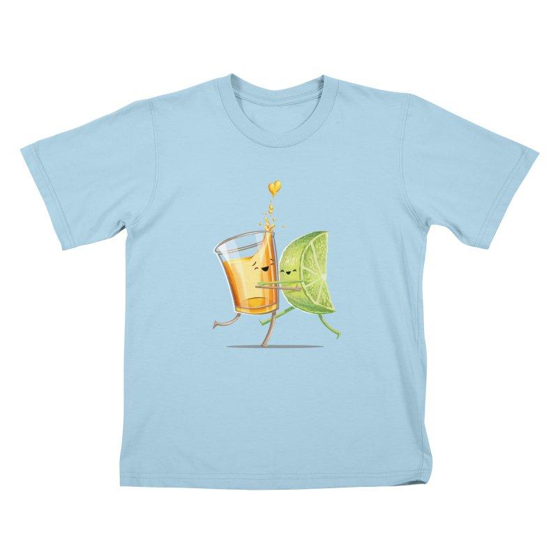 Party Shot Kids T-Shirt by T2U