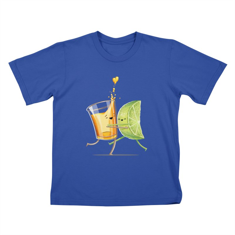 Party Shot Kids T-Shirt by T2U