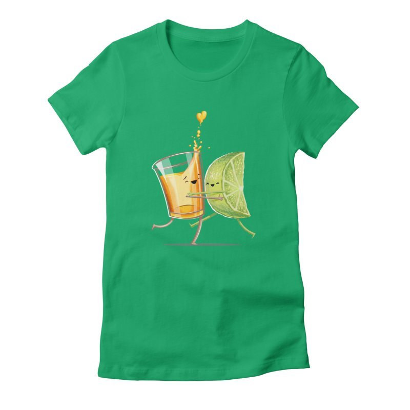 Party Shot Women's T-Shirt by T2U