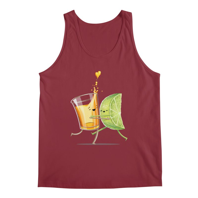Party Shot Men's Tank by T2U