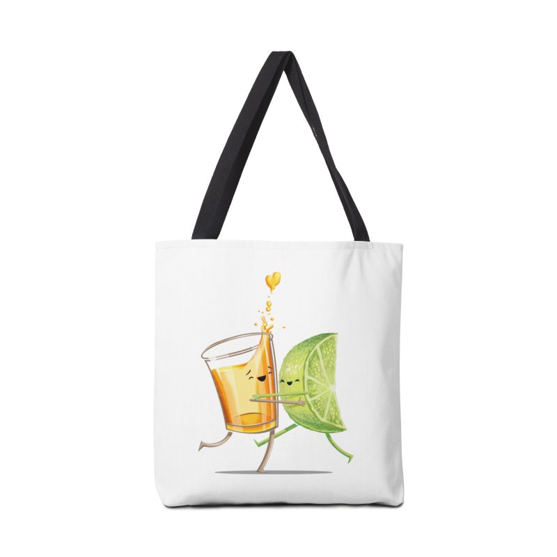 Party Shot Accessories Tote Bag Bag by T2U
