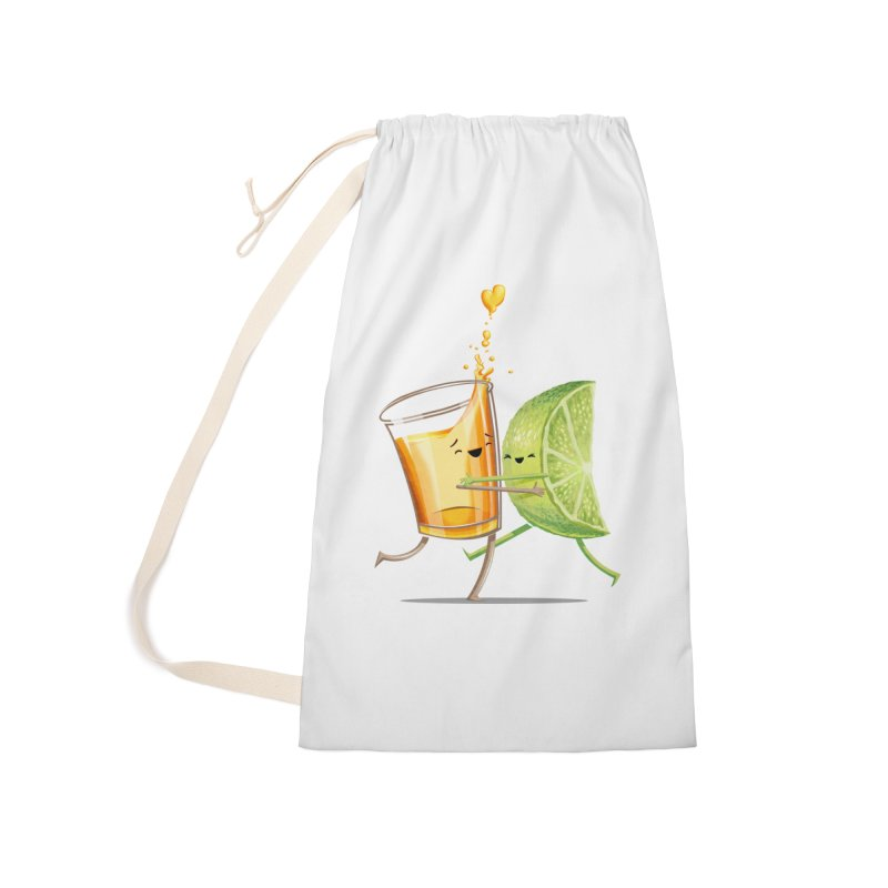 Party Shot Accessories Laundry Bag Bag by T2U