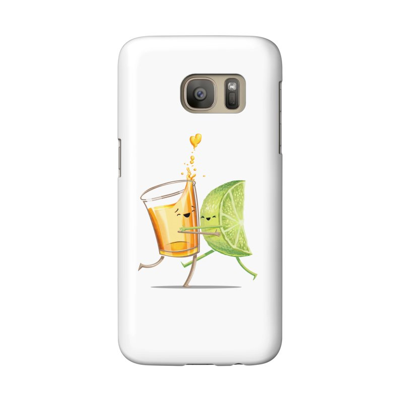 Party Shot Accessories Phone Case by T2U