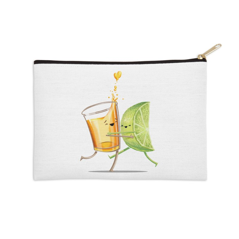 Party Shot Accessories Zip Pouch by T2U