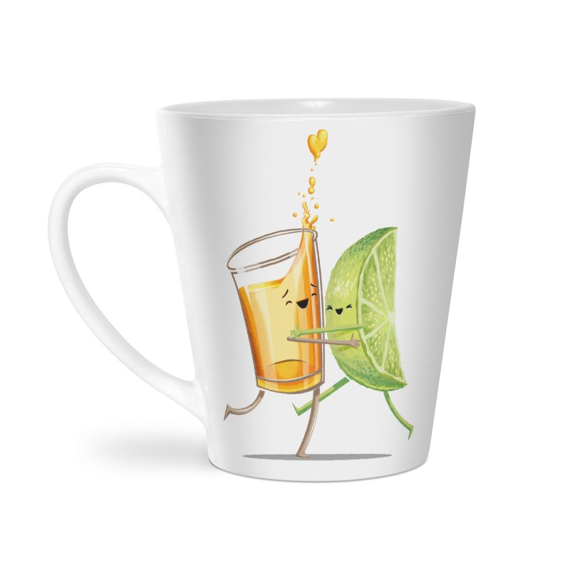 Party Shot Accessories Latte Mug by T2U