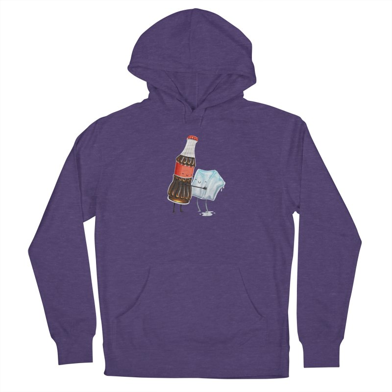 Addictive Love Women's French Terry Pullover Hoody by T2U