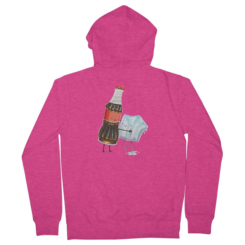 Addictive Love Women's French Terry Zip-Up Hoody by T2U