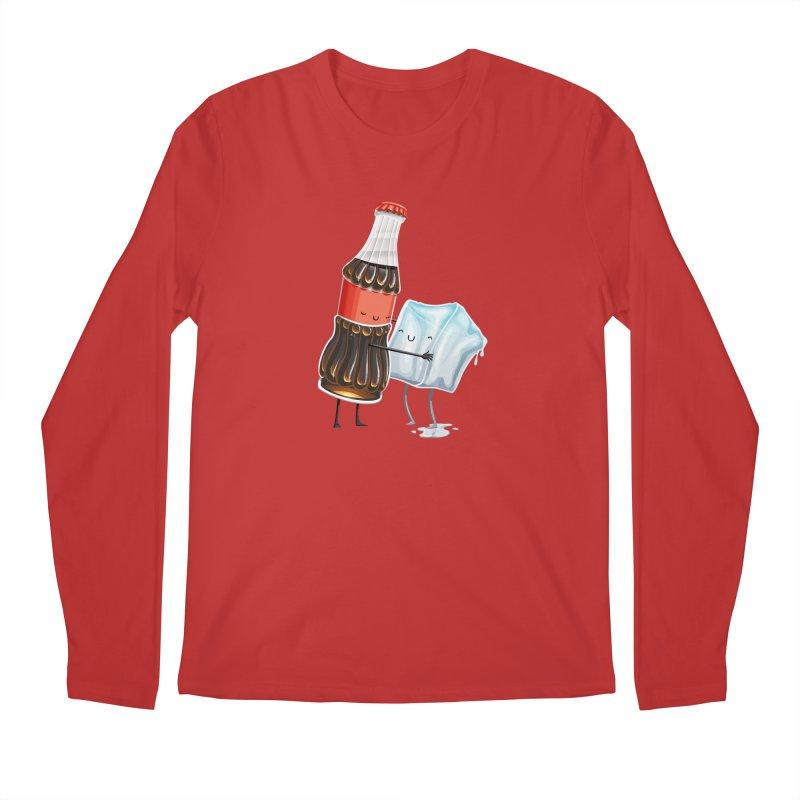 Addictive Love Men's Longsleeve T-Shirt by Tiago Möller Art Shop