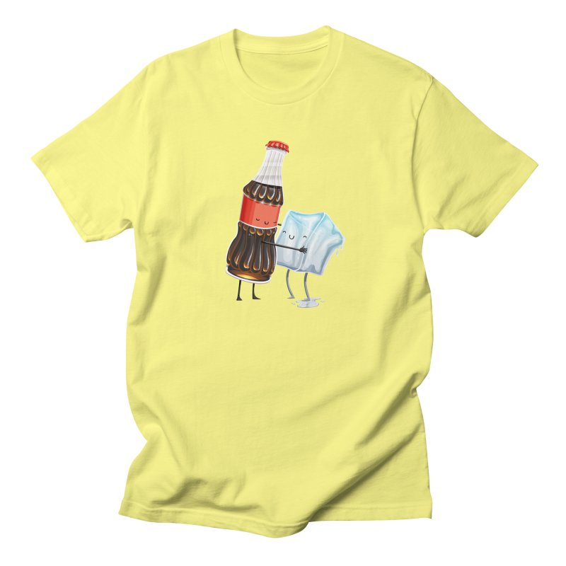 Addictive Love Men's T-shirt by Tiago Möller Art Shop