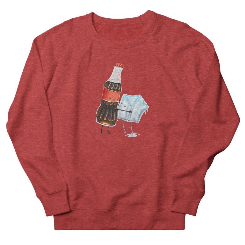 Addictive Love Women's French Terry Sweatshirt by T2U