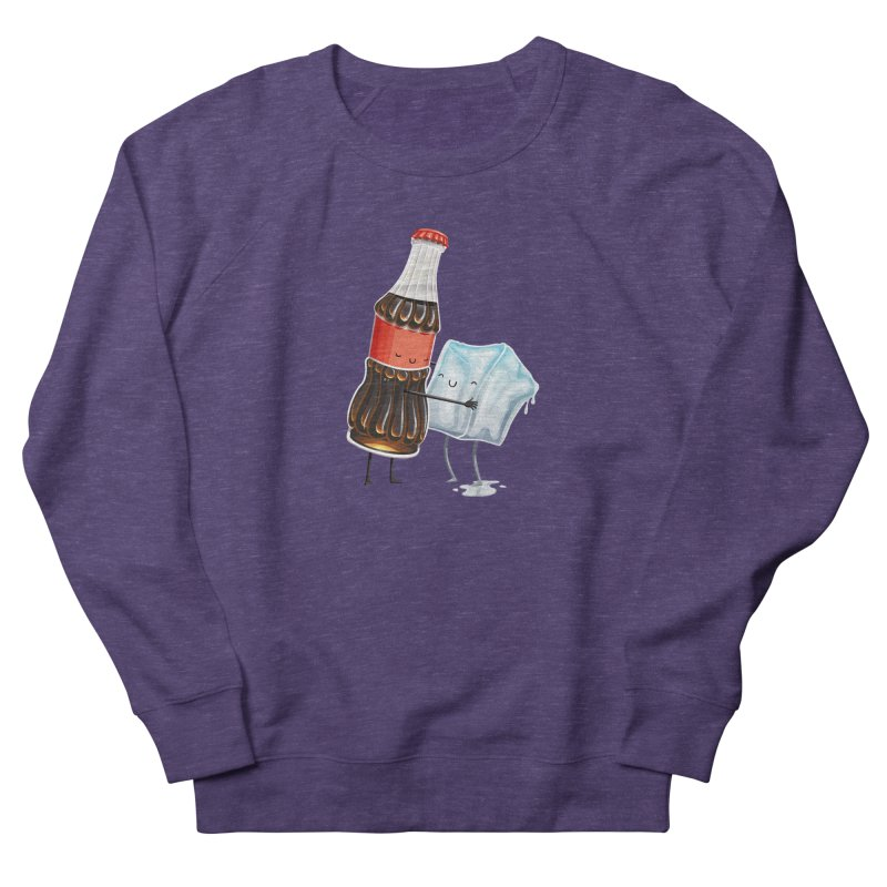 Addictive Love Men's French Terry Sweatshirt by T2U