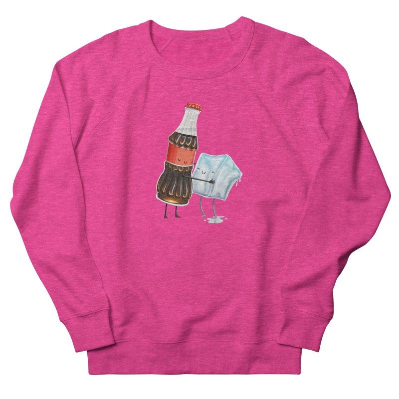 Addictive Love Men's French Terry Sweatshirt by T2U