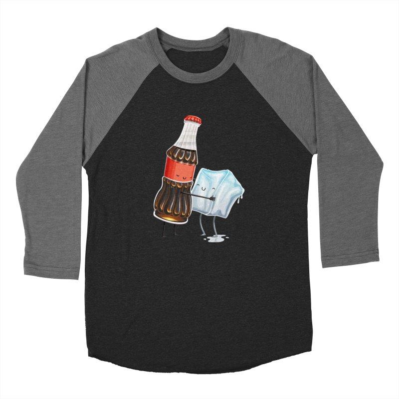 Addictive Love Women's Baseball Triblend T-Shirt by Tiago Möller Art Shop