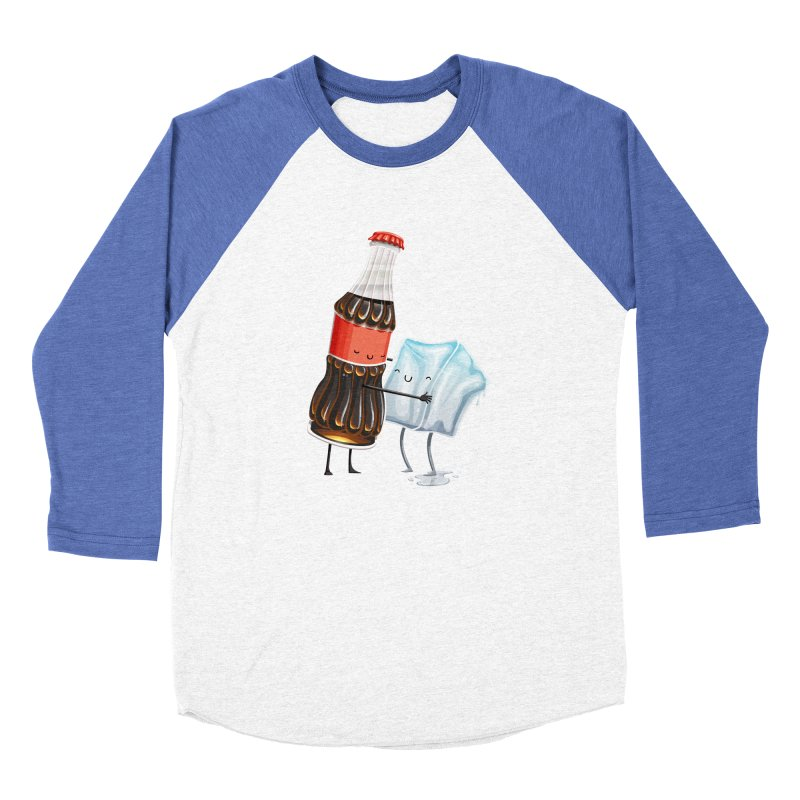 Addictive Love Men's Baseball Triblend Longsleeve T-Shirt by T2U