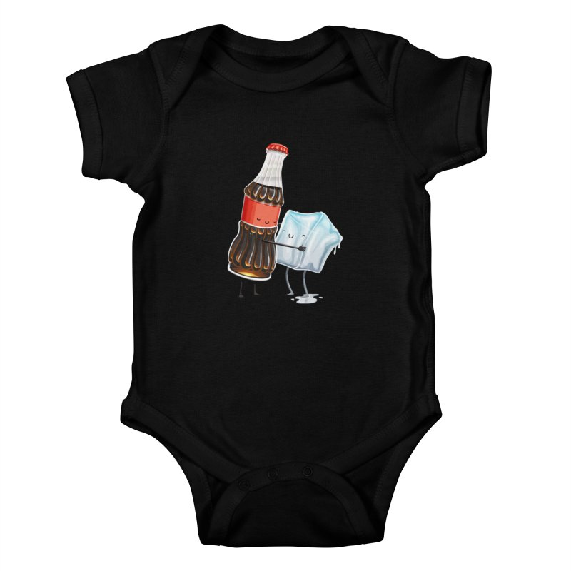 Addictive Love Kids Baby Bodysuit by T2U