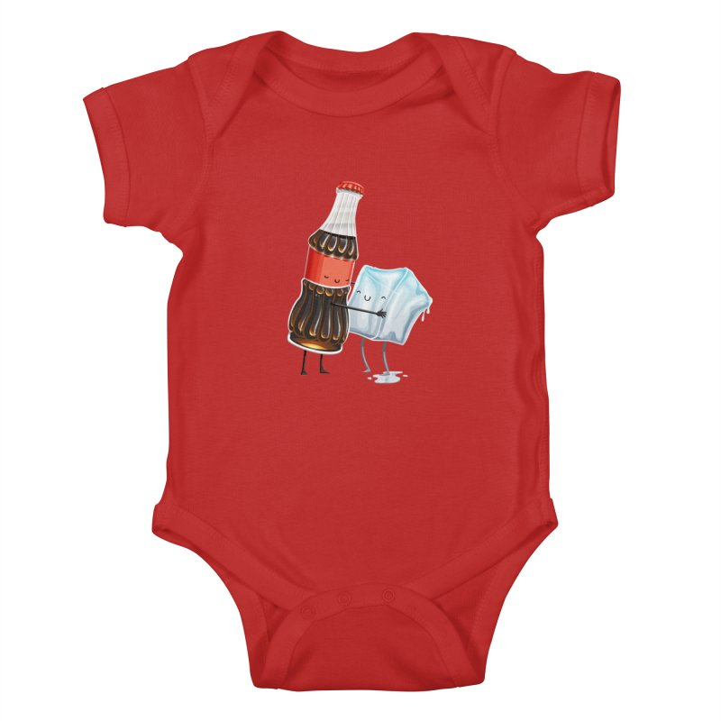 Addictive Love Kids Baby Bodysuit by T2U