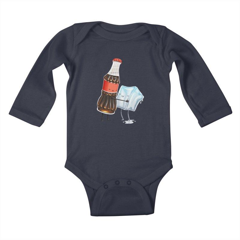 Addictive Love Kids Baby Longsleeve Bodysuit by T2U