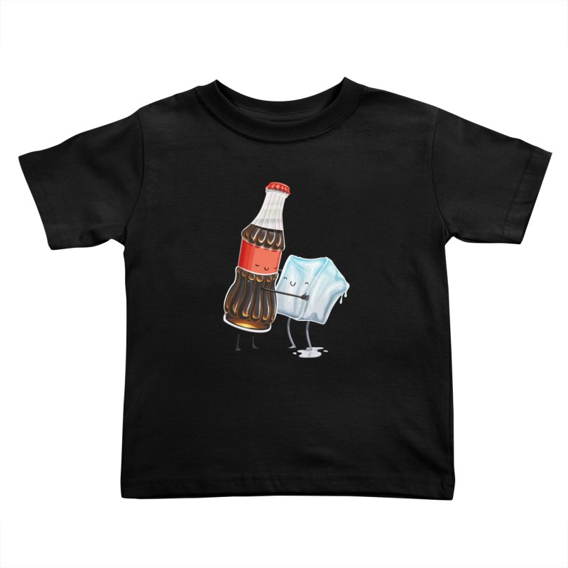 Addictive Love Kids Toddler T-Shirt by Tiago Möller Art Shop