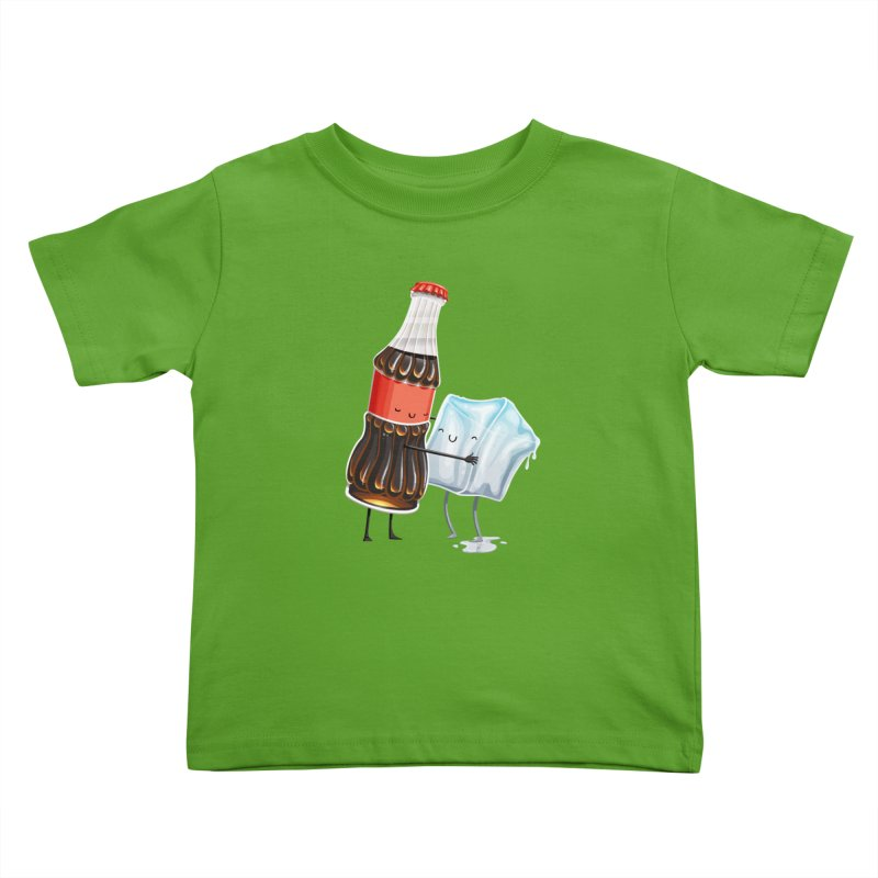 Addictive Love Kids Toddler T-Shirt by T2U
