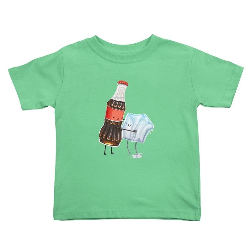 Addictive Love Kids Toddler T-Shirt by Tiago Möller Art Shop