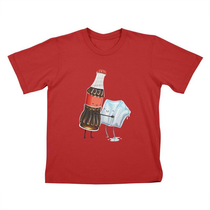 Addictive Love Kids T-shirt by Tiago Möller Art Shop