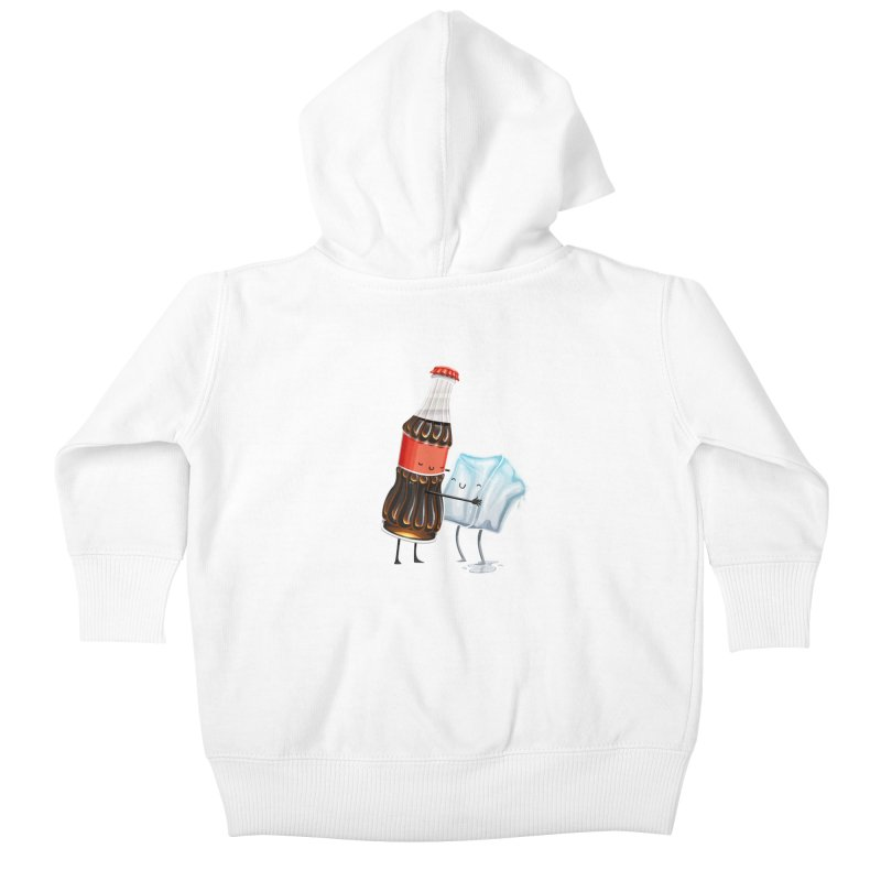 Addictive Love Kids Baby Zip-Up Hoody by T2U