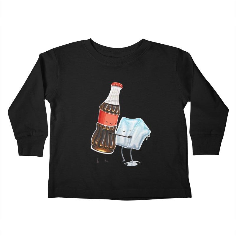 Addictive Love Kids Toddler Longsleeve T-Shirt by T2U
