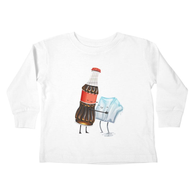 Addictive Love Kids Toddler Longsleeve T-Shirt by T2U