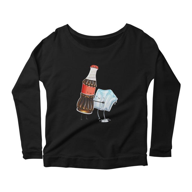 Addictive Love Women's Scoop Neck Longsleeve T-Shirt by T2U