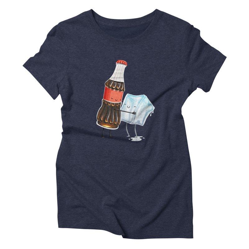 Addictive Love Women's Triblend T-Shirt by T2U