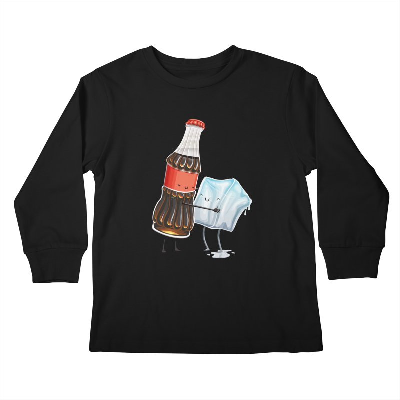 Addictive Love Kids Longsleeve T-Shirt by T2U