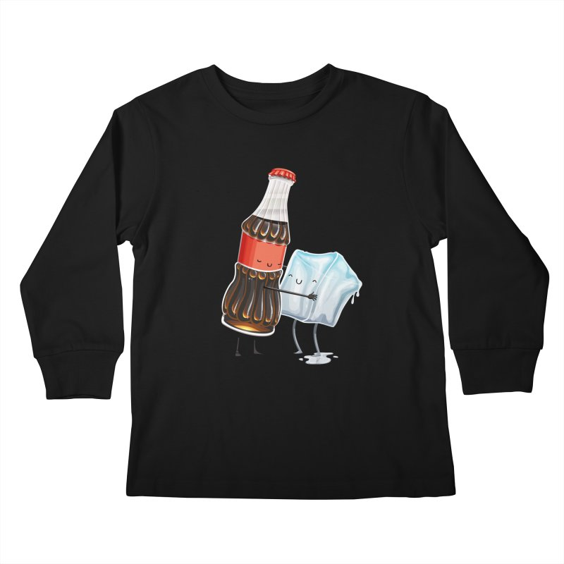 Addictive Love Kids Longsleeve T-Shirt by T2U