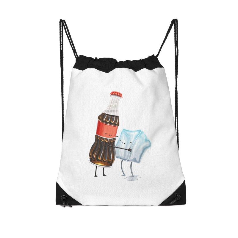 Addictive Love Accessories Drawstring Bag Bag by T2U