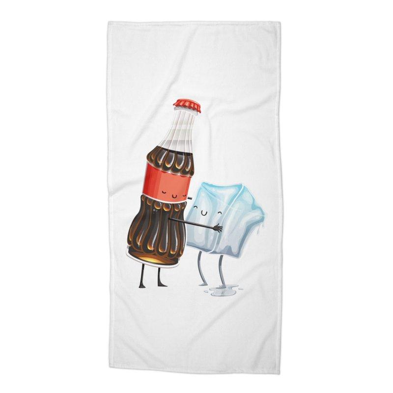 Addictive Love Accessories Beach Towel by Tiago Möller Art Shop