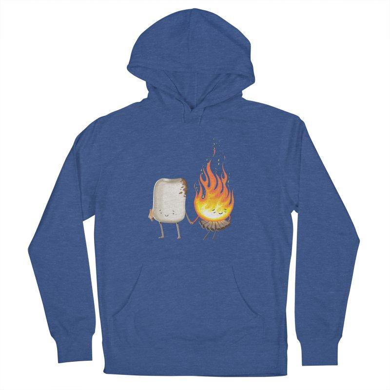 Marshmallove Men's Pullover Hoody by T2U