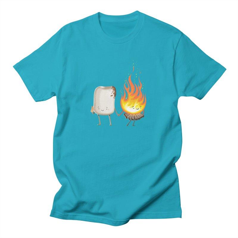 Marshmallove Men's T-Shirt by T2U