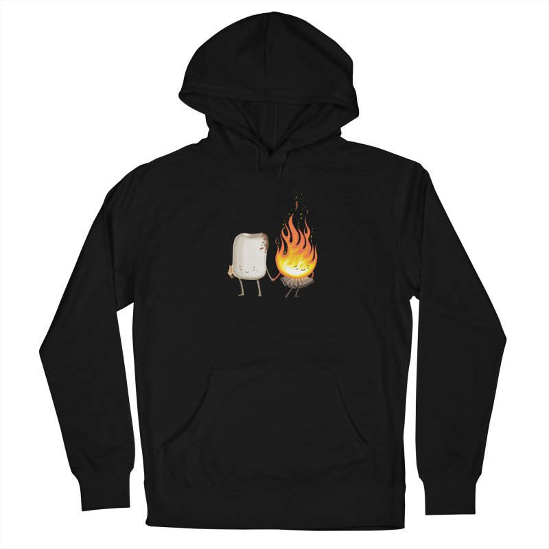 Marshmallove Men's French Terry Pullover Hoody by T2U