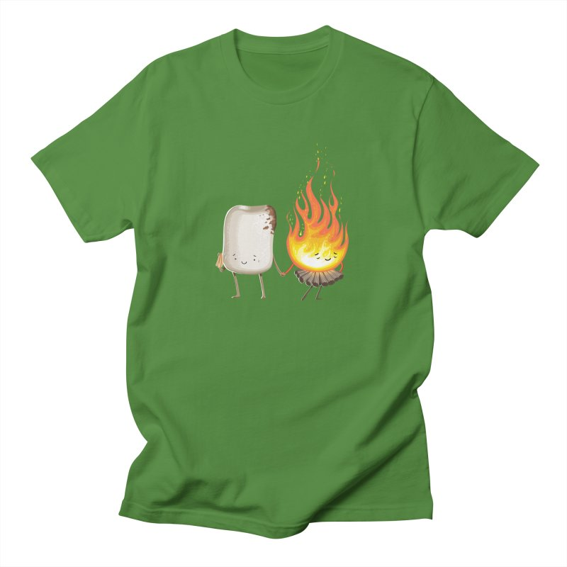 Marshmallove Men's T-Shirt by T2U