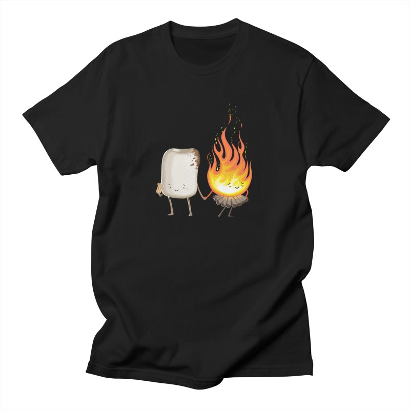 Marshmallove Men's Regular T-Shirt by T2U