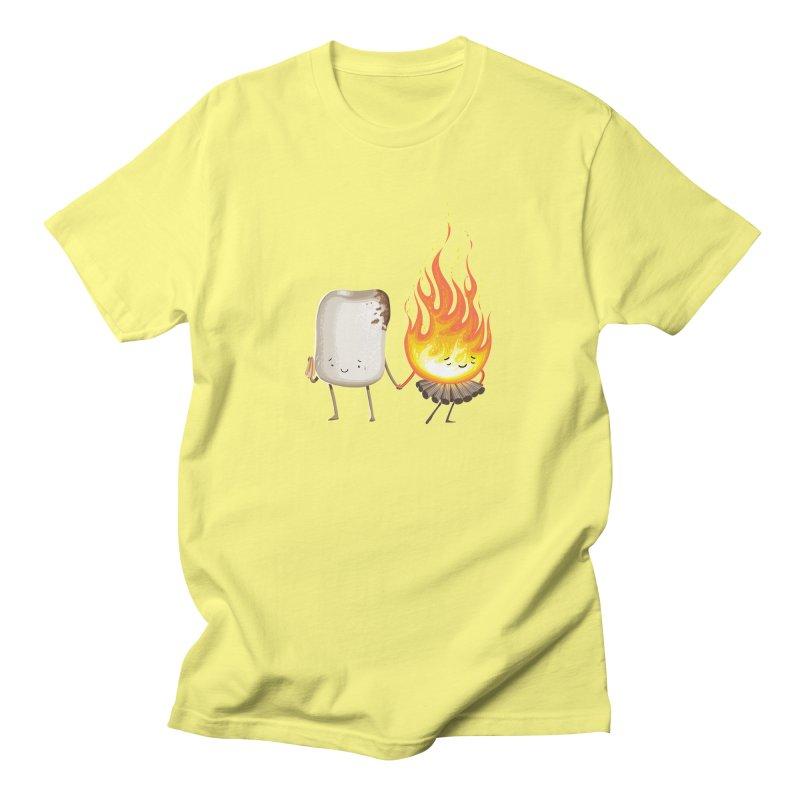 Marshmallove Men's T-shirt by Tiago Möller Art Shop