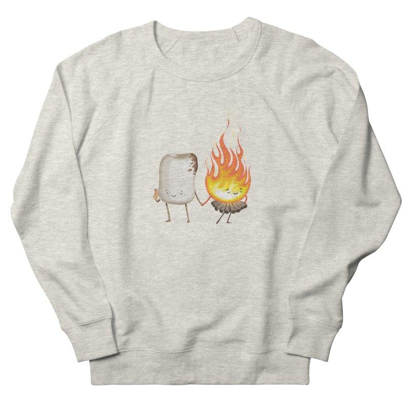 Marshmallove Women's Sweatshirt by Tiago Möller Art Shop