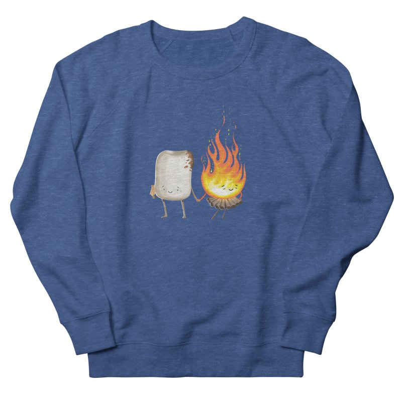 Marshmallove Men's Sweatshirt by T2U