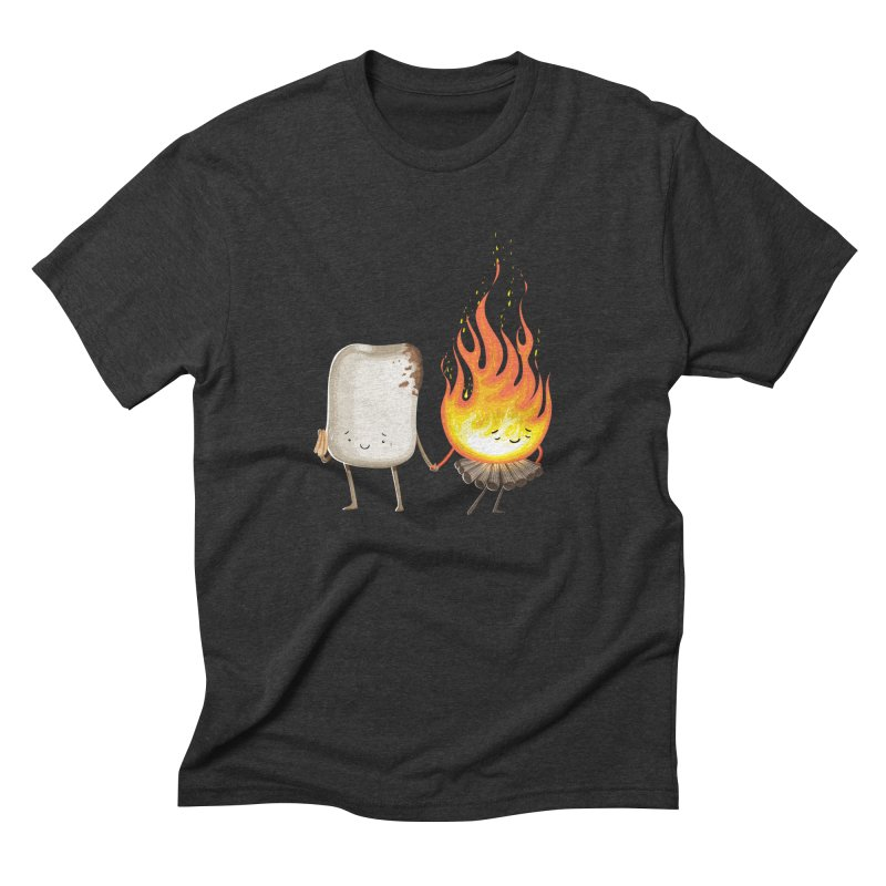 Marshmallove Men's Triblend T-shirt by Tiago Möller Art Shop