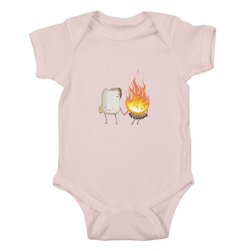 Marshmallove Kids Baby Bodysuit by T2U
