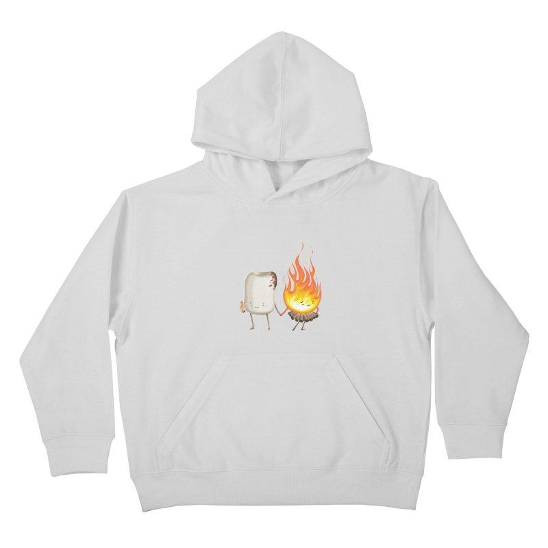 Marshmallove Kids Pullover Hoody by T2U