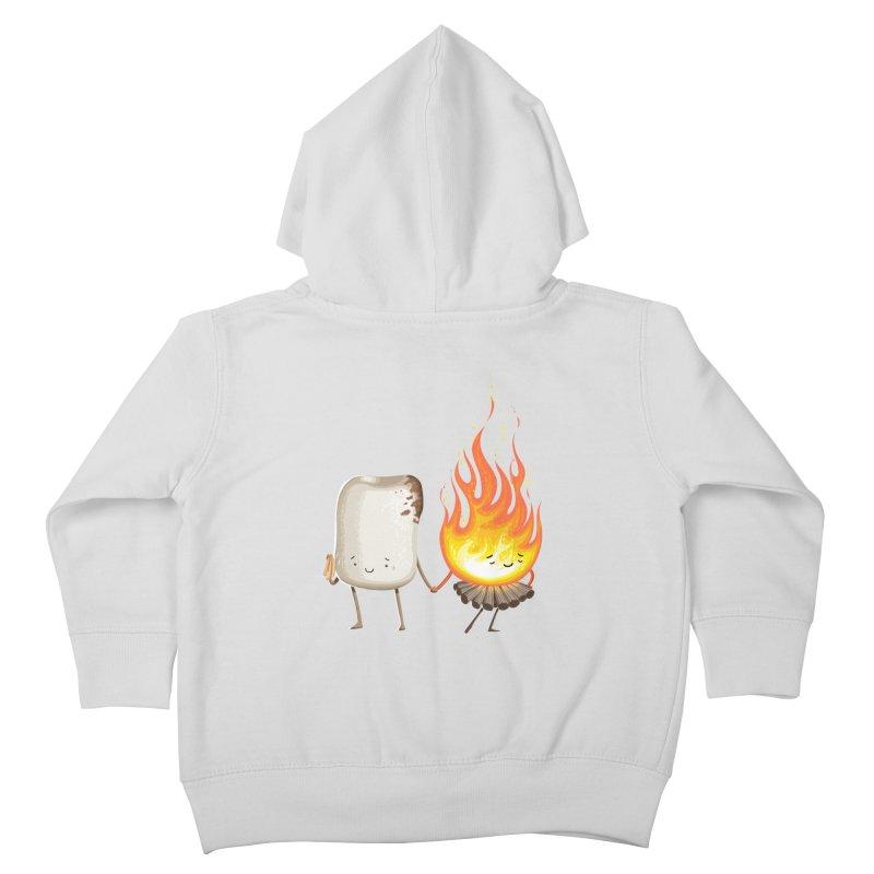 Marshmallove Kids Toddler Zip-Up Hoody by T2U