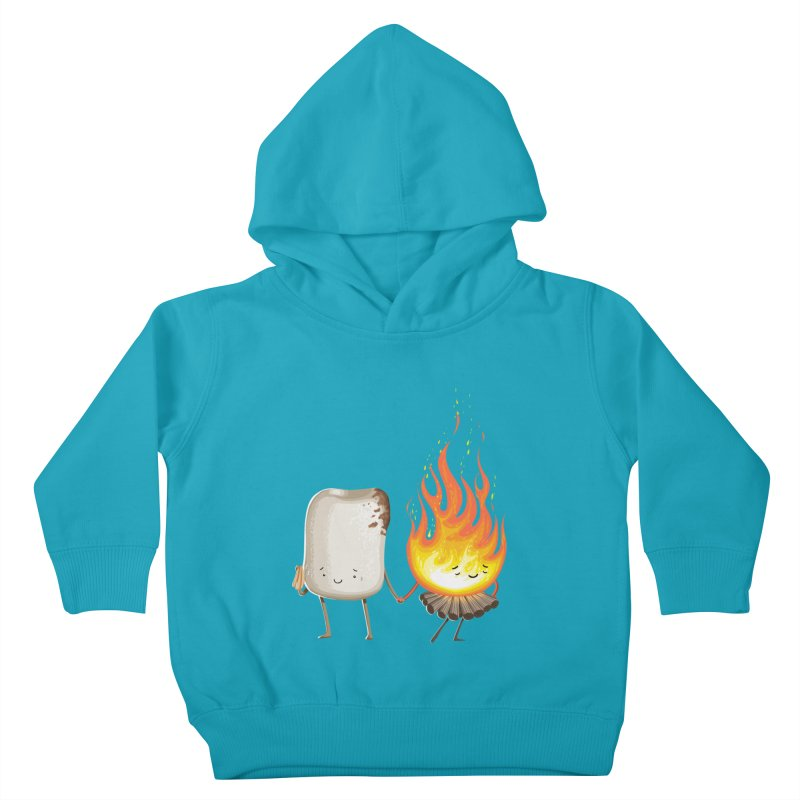 Marshmallove Kids Toddler Pullover Hoody by T2U