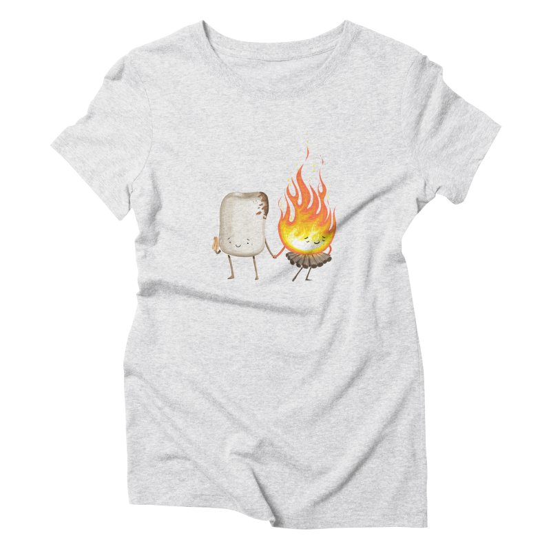 Marshmallove Women's T-Shirt by T2U